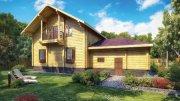 Будівництво дерев'яних будинків Гост