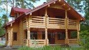 Будівництво дерев'яних будинків Ручний Рубки