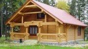 Будівництво Дерев'яного Будинку Будуємо Відео
