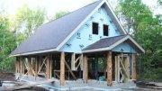 Будівництво Будинків Дерев'яних Чурок